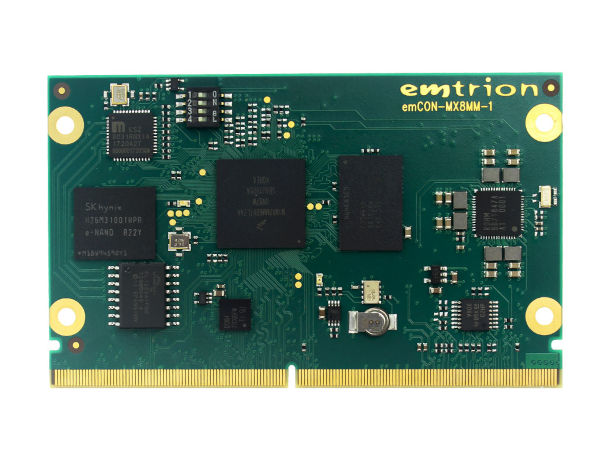 Emtrion MX8MMini