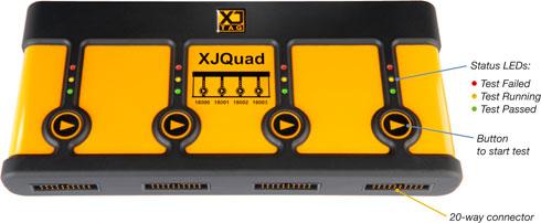 XJQuad Multiport Adapter