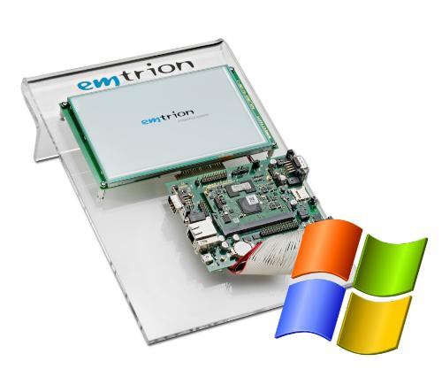 emtrion Dev Kit Microsoft Windows Embedded