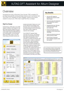 DFT Assistant for Altium Designer Product Sheet
