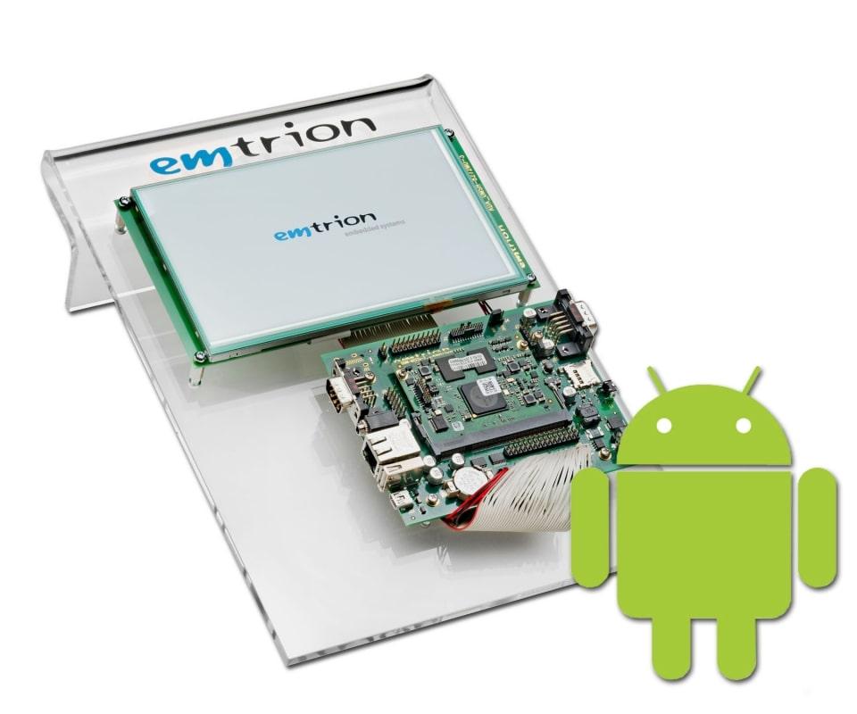Emtrion Developer Kits Android