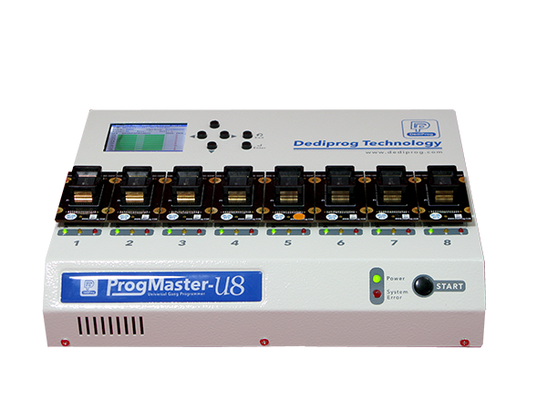 ProgMaster-U8 Universal IC Programmer