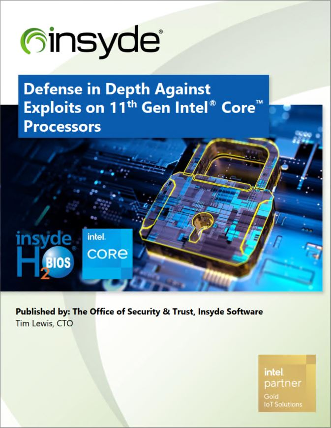 Protect against exploits on 11th Gen Intel Core Processors