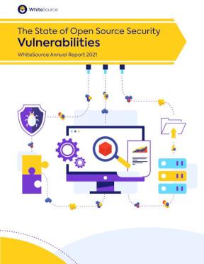 WhiteSource open source vulnerabilities