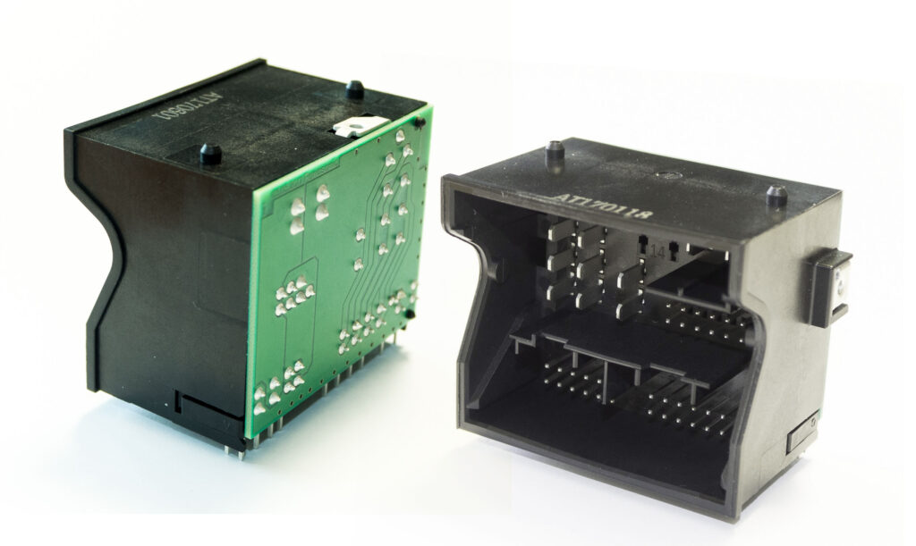 Yamaichi Electronics Y-Quad Automotive Connector